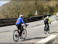 Sortie du 25 février Pont de Térénez