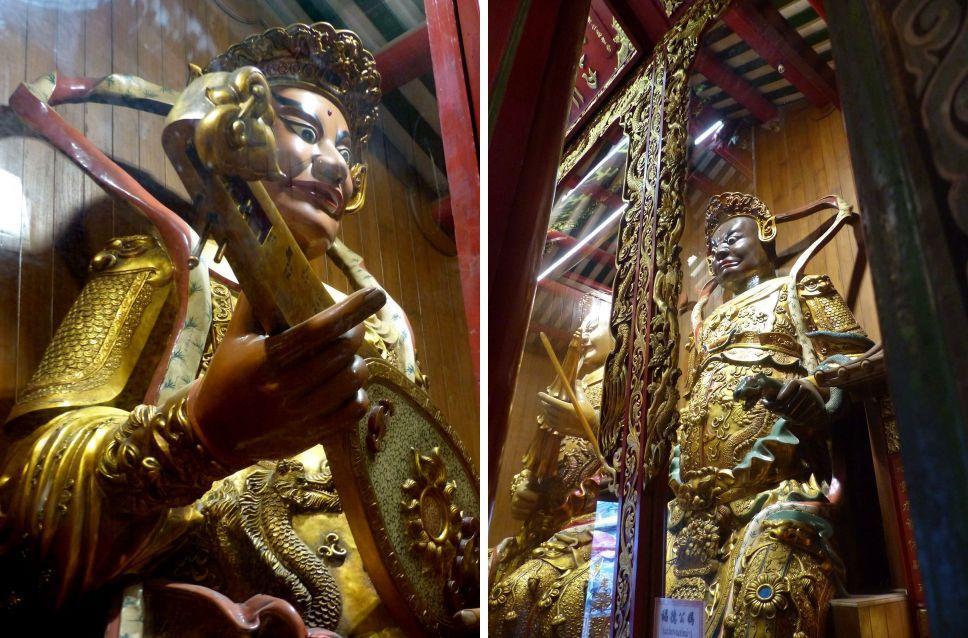 Wat Mangkon à Bangkok