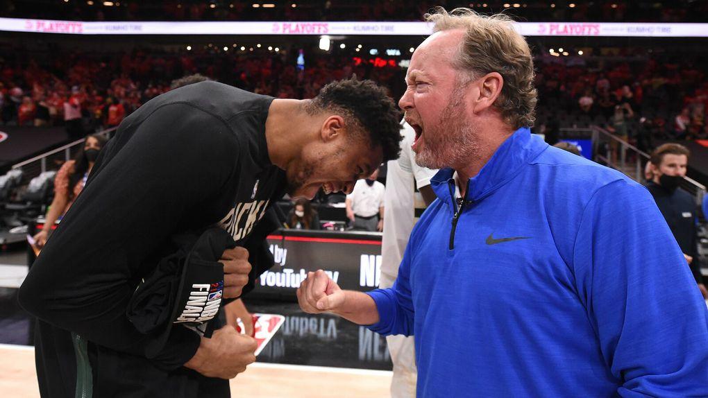 Sans Giannis Antetokounmpo, Milwaukee assomme Atlanta et s'invite aux Finales NBA