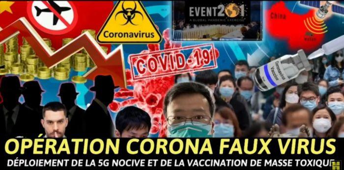 Le Covid-19 et ses injections expérimentales, un crime contre l'humanité (GENOCIDE PLANIFIE EN COURS) - 07/07/2021.