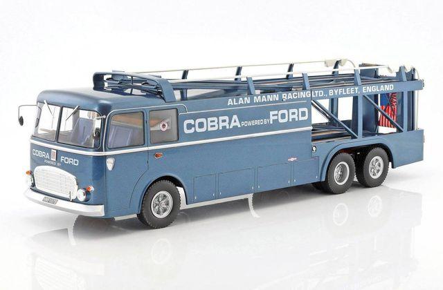 1/18 : Cet ENORME camion tiendra-t-il dans vos vitrines ?