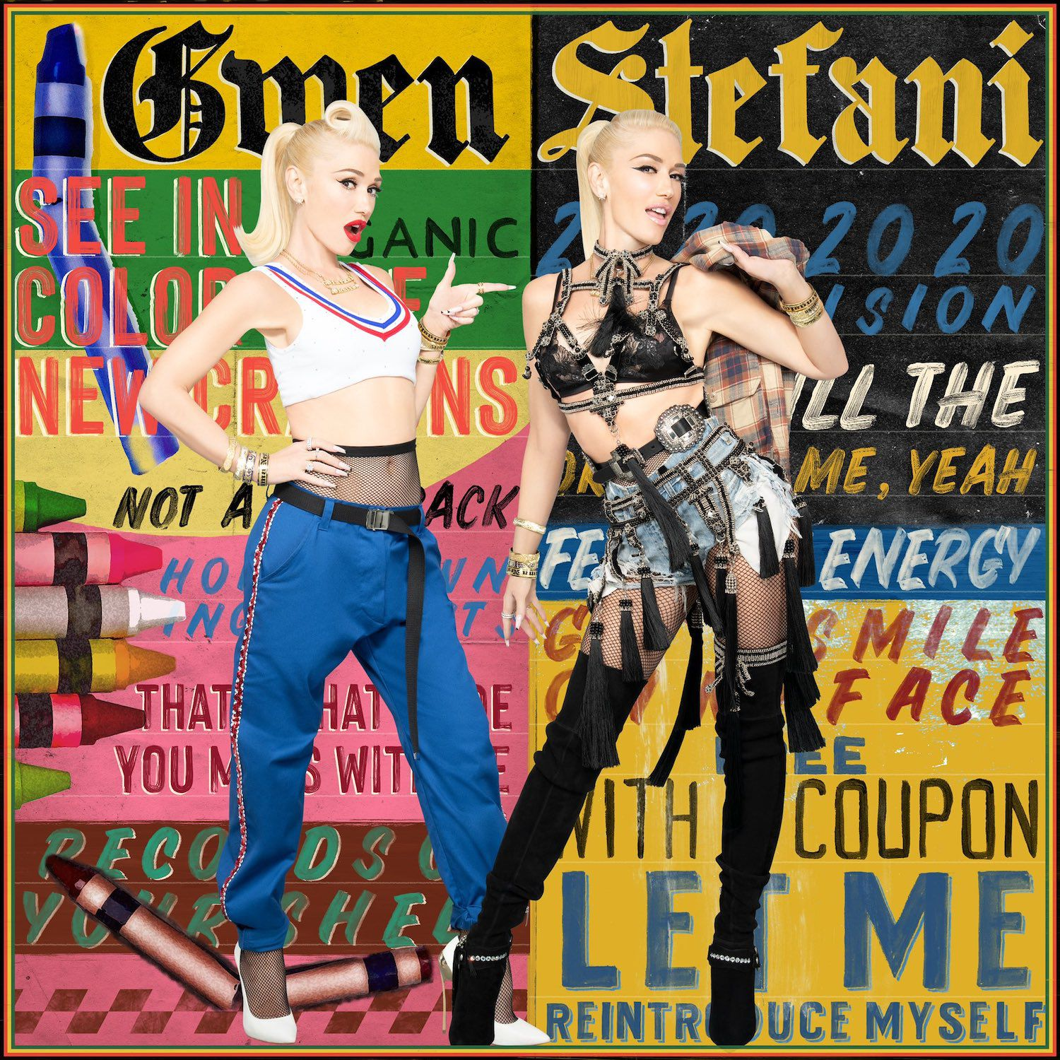 Gwen Stefani retente sa chance avec « Let Me Reintroduce Myself » !