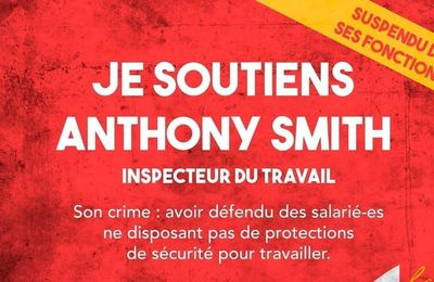 Abandon des poursuites contre Anthony Smith !