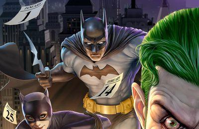 Un film, un jour (ou presque) #1495 : Batman - Un Long Halloween, première partie (2021)