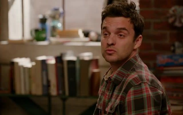 Critiques Séries : New Girl. Saison 3. Episode 20. Mars Landing.
