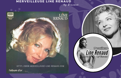 33 TOURS: 1975 Deram/London - XDEF 114 - Line Renaud L'album d'or Nouvelles Versions (Canada)