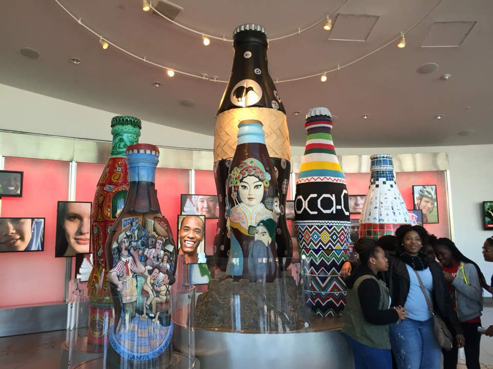 Cola-Cola Museum in Atlanta, GA