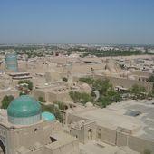 Ouzbékistan - Khiva - LANKAART