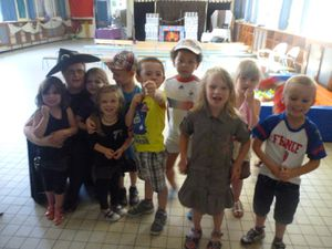 Centre Camus maternelle grand jeu (07/2014)