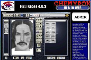 F.B.I Faces 4.0.3(crea foto robot)