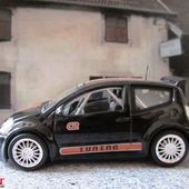CITROEN C2 NOIRE TUNING SOLIDO 1/43 - car-collector.net