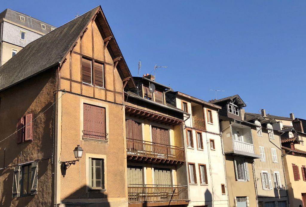 Les maisons de Tulle