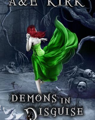 Demons in Disguise (Divinicus Nex Chronicles #3) by A&E Kirk