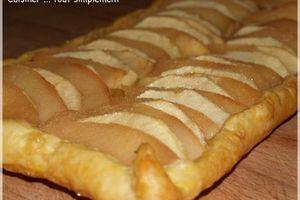 Tarte Pommes - Coings