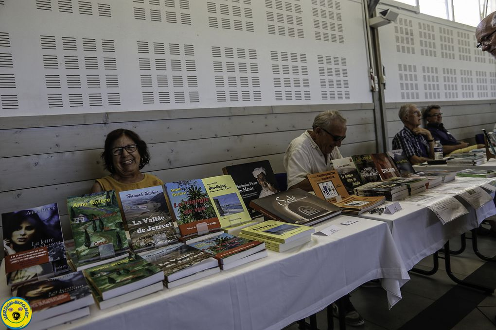 Peyroules :  Troisième rencontre littéraire du Teillon