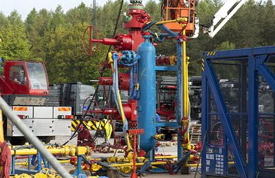 Le gaz de schiste, aussi appelé gaz de shale