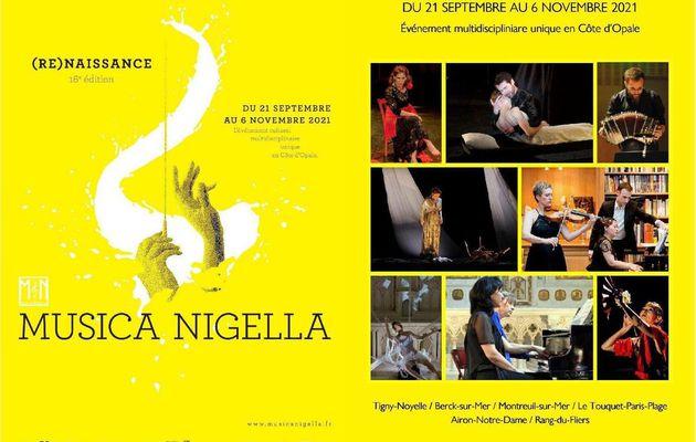 MUSICA NIGELLA A LA MEDIATHEQUE DE BERCK SUR MER