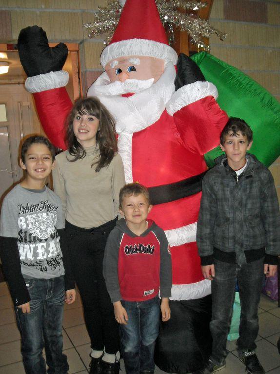 Dimanche 4 décembre 2011 : 1ère bourse aux jouets d'Arreux organisée par l'Association A.D.N (Arreux Distractions Nouvelles)