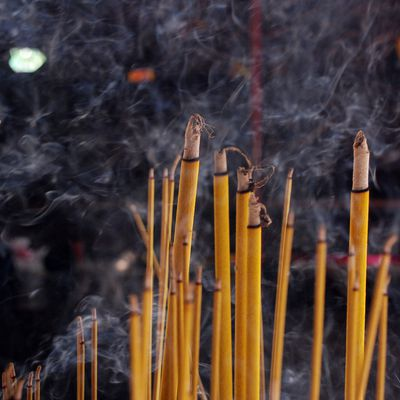 Significance of lighting Incense Stick Before God