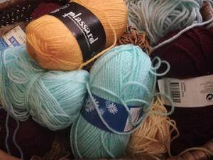accommoder les restes de laine
