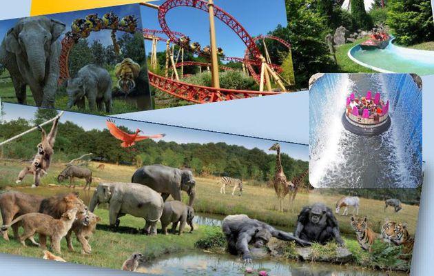 Le PAL, Parc d'attraction et Parc animalier, à découvrir les 13 et 14 juin 2020,