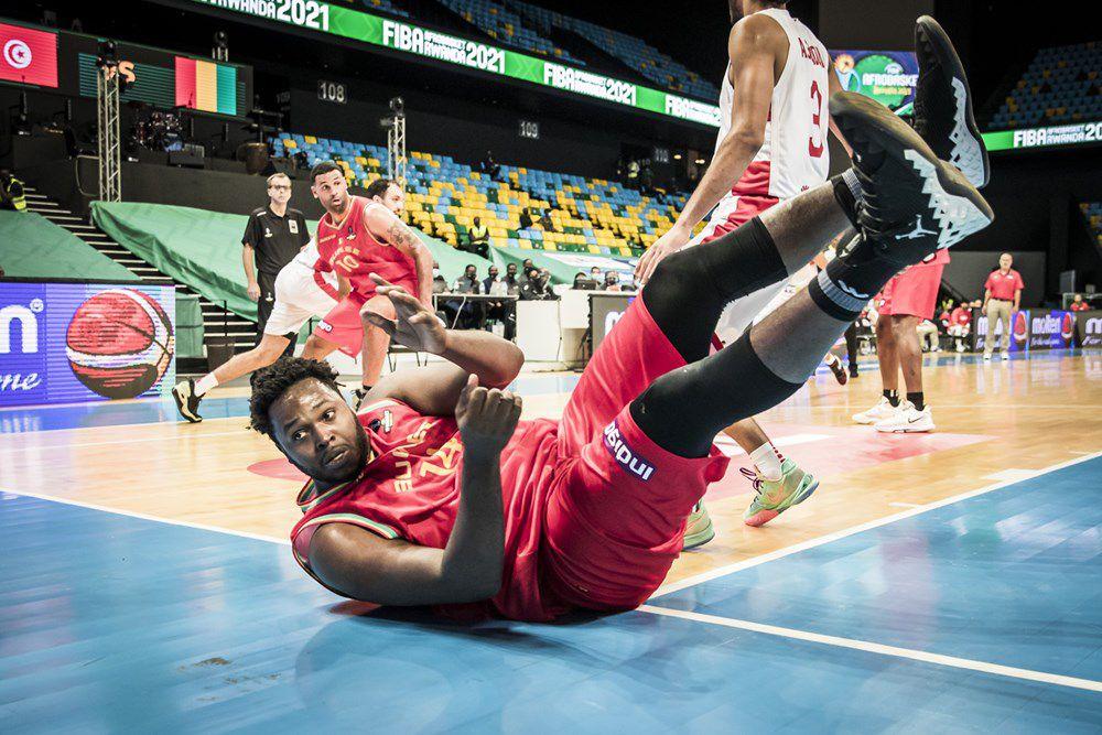AfroBasket 2021 : la Tunisie démarre fort en écrasant la Guinée (+36 points)