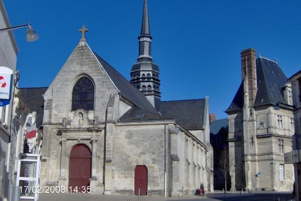 Eglise St-Nicolas, Villers-Cotterêts, France