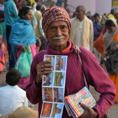 Mumbai-Varanasi / 3 / Il est 07h41, nous sommes le 5 Décembre 2020