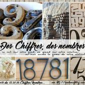 CS&DIY#10: Theme chiffres et notre invitée Lune de Papier - Card Scrap and DIY, le blog de défis