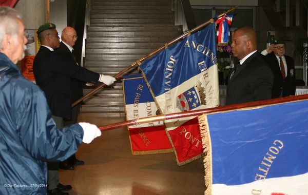 Joinville-le-Pont : Camerone, un haut fait de la Légion étrangère.