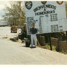 1996 mars La panaméricaine (El Salvador, Nicaragua, Honduras, Costa Rica & Panama)