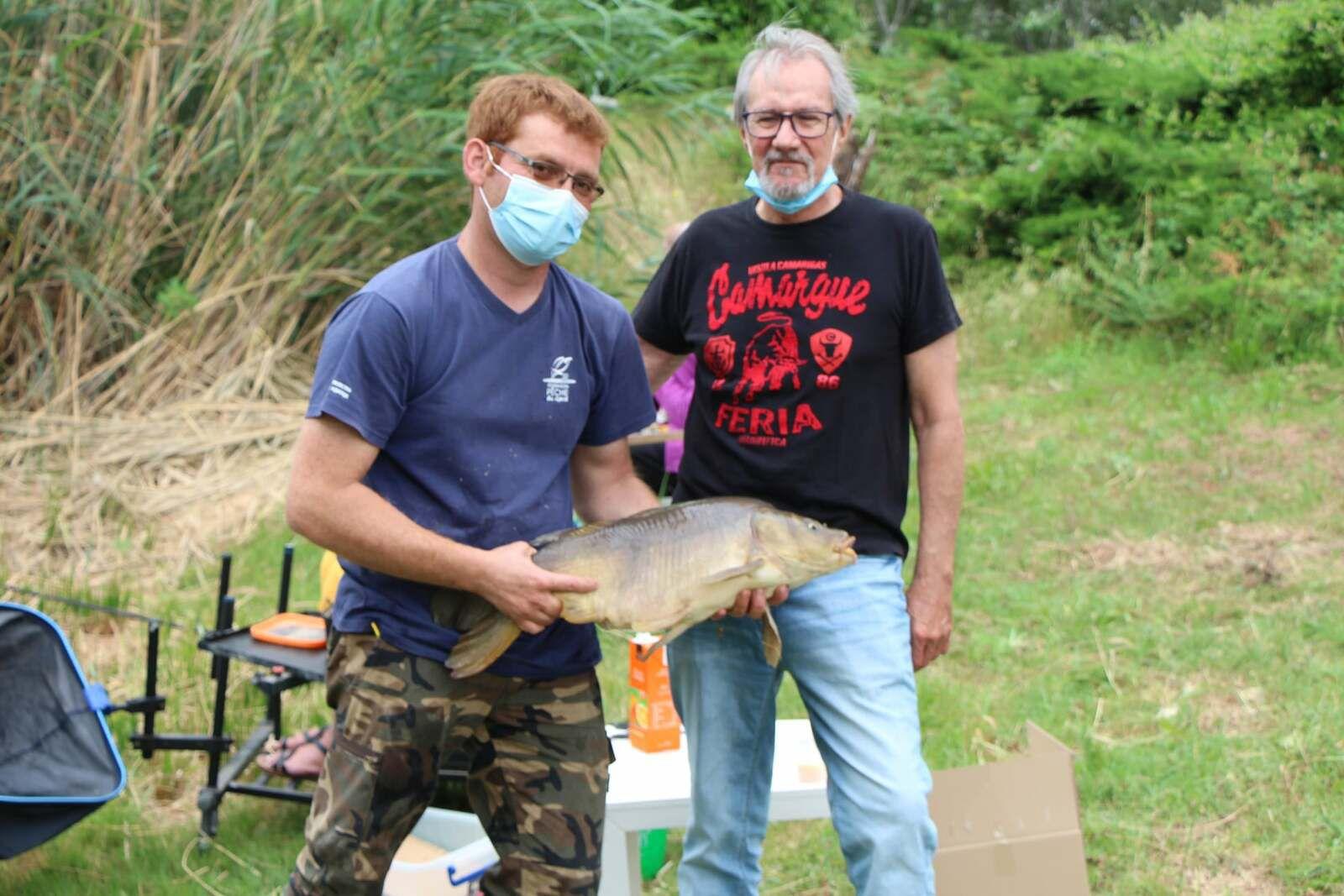 20210618 partie de pêche EHPAD du Lac
