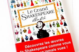 Le Grand Shakespeare Illustré, Caroline Guillot