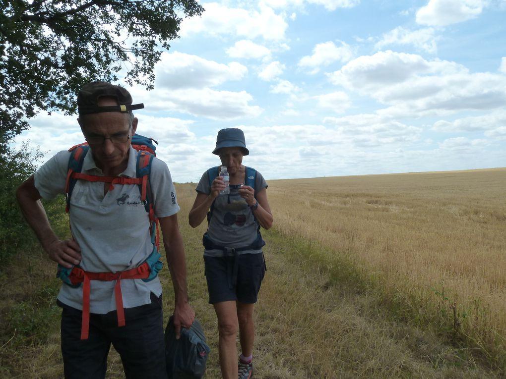 Randonnée de Boutigny-Sur-Essonne à Lardy - 22,16 km.