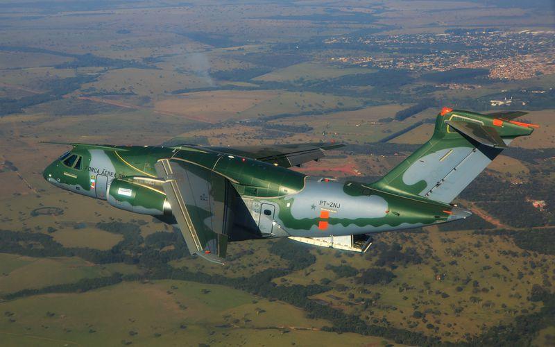 Le Portugal serait intéressé par le KC-390 d'Embraer pour remplacer les C-130H Hercules