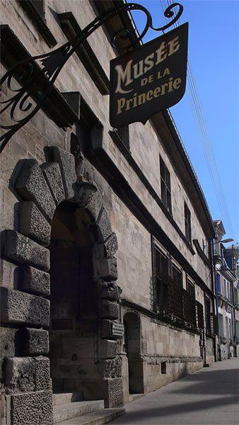L'hôtel du Princier abrite le musée de Verdun depuis 1932