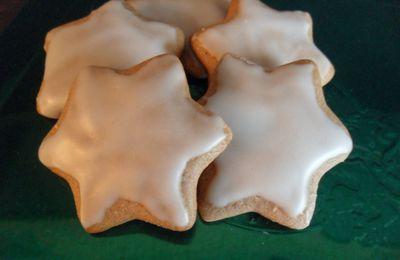 Bredele biscuits de Noel Etoiles aux épices