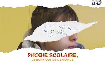 """""""Phobie Scolaire, le burn-out de l'enfance"""", documentaire inédit ce soir sur Public Sénat"""