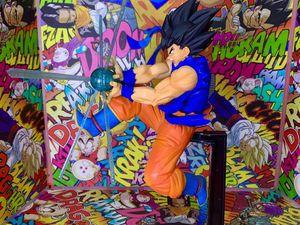 GX Materia Son Goku