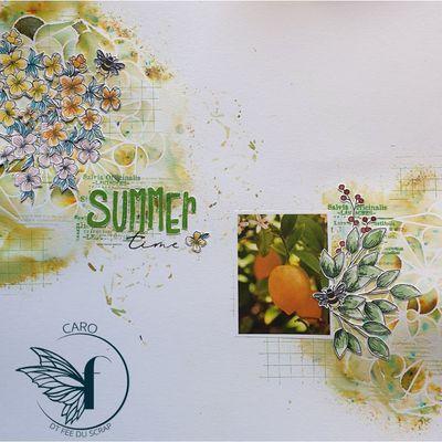 Caro : Page Summer