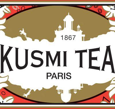 Kusmi Tea: mes favoris