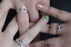 Irish Celtic Wedding Rings: The Best Symbolization of Love for Your Beloved