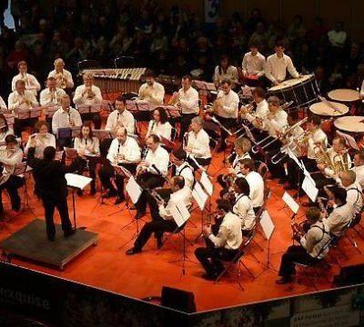 L'orchestre d'harmonie en concert
