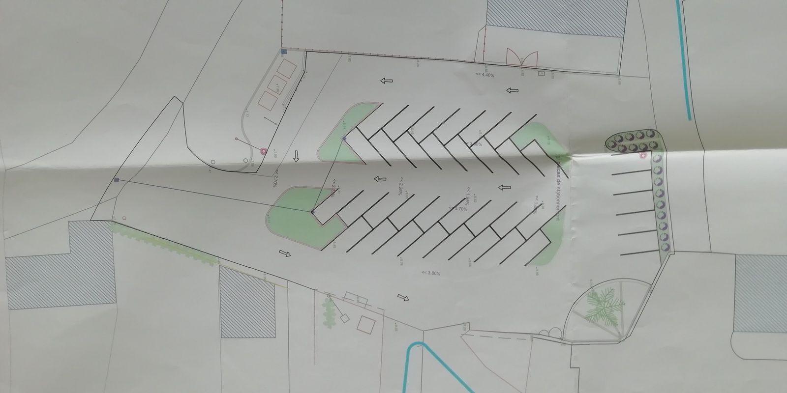 Les travaux de l'aménagement de la rue Saint Jean commenceront début septembre.