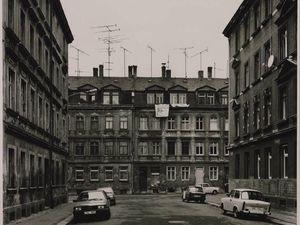 1980s, L'Europe de Thomas Struth. Genève, Desseau, Dublin, Liebliz, Dusseldorf.