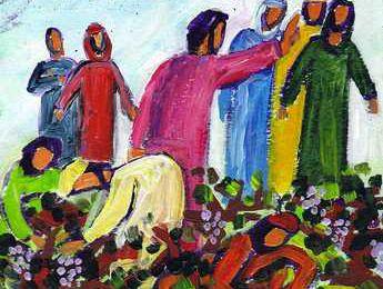 La déception de Dieu - Homélie 27° dimanche du Temps Ordinaire A