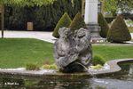 Parc d'Emonville à Abbeville (80) statues: 3/3