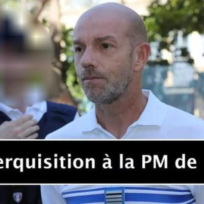 Communiqué : perquisition à la Police Municipale de Nice, le Directeur suspendu