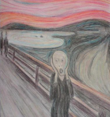 Le Cri d'Edward Munch
