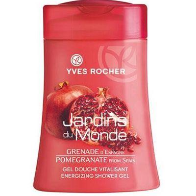 Gel douche vitalisant Yves Rocher